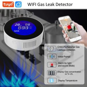 WiFi Gas Detector